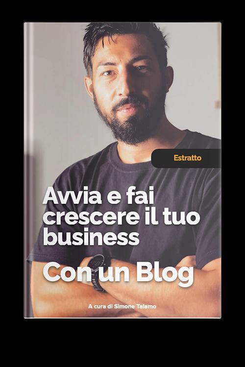 Copertina Avvia e fai crescere il tup Business con un Blog